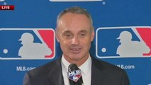 Rob Manfred Elected MLB Commissioner
