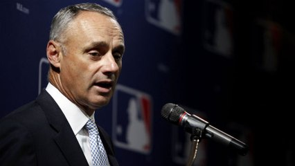 Rob Manfred elected as Major League Baseball's new commissioner