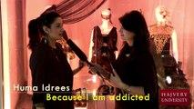 Huma Idrees, Fashion Design Degree Show, Hajvery University (HU)