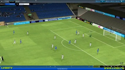 Football Manager 2014 - Alex Reeves Story n°5 - Episode n°17 - LV888TV