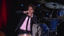 Jamie Cullum déchaîne le public de Jazz in Marciac