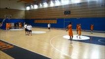 Premier entrainement du Mans Sarthe Basket, saison 2014 - 2015