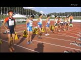 2010国体陸上 少年男子B100m決勝