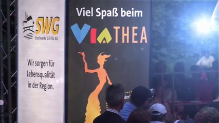 ViaThea 2014 in Görlitz/ Zgorzelec - 20. Internationales Straßentheaterfestival