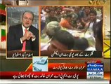 PMLN MPA IMRAN BUTT BROTHER OF POMI BUTT COULDN'T ANSWER NADEEM MALIK TOUGH QUESTIONS