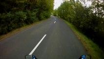 2-es főút (main road 2) - Ősagárd - Penc    Suzuki GSX 650F