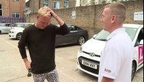 Made in Chelsea's Jamie Laing learns to drive in a Hyundai i10