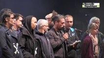 VIDEO. Festival Darc : Les intermittents du spectacle sur scène