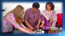 Birthday Surprise To Sachin Pilgaonkar - Sanngto Aika - Upcoming Marathi Movie
