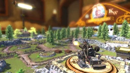 Announcement trailer [UK] de Toy Soldiers: War Chest
