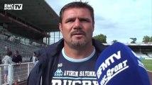Rugby / L'Aviron Bayonnais prêt à affronter Toulon - 15/08
