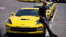 The Ultimate Race Car Driving School At Bondurant: Garage Tours W/ Chris Forsberg
