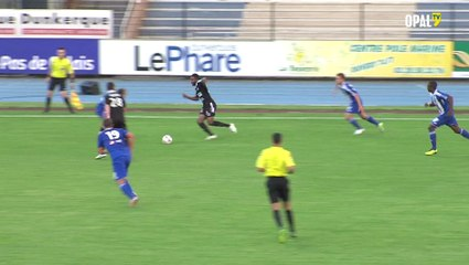 football: national: 2e journee Dunkerque- SC Amiens