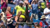 Cincinnati - Williams sans forcer contre Jankovic