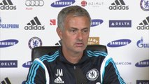 Jose Mourinho - Cech & Courtois Are Two Of The World's Best Goalkeepers