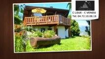 A vendre - maison - COMBLOUX (74920) - 8 pièces - 200m²