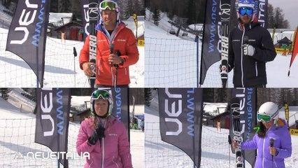 Ski-Test Trailer 2014-2015 - Neveitalia materiali