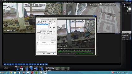 Dvr Güvenlik Kamerası PPS Ayarlama