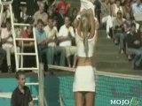 Echange De Maillots Tennis Femmes