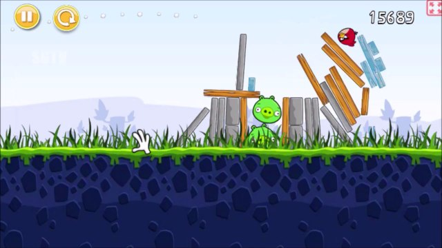 Angry Birds Rescue HD - Angry Birds Movie Game   Funny Angry Birds Videos