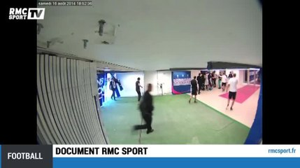 Document RMC Sport / Brandao donne un coup de tête à Thiago Motta : Un mois de prison ferme pour Brandao - 27/11