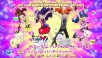 Pretty Rhythm Dear My Future OP 1 「Dear My Future ~Mirai no Jibun e~」Romanji Lyrics