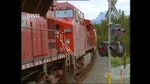 Eisenbahn Romantik - Bahnabenteuer Rocky Mountains - Transcanada Route , Grand Canyon Railway , Big Boy