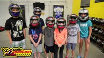 Youth Summer Camp at Pole Position Raceway Summerlin | Las Vegas Family Activities pt. 14