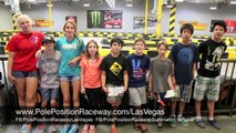 Youth Summer Camp at Pole Position Raceway Summerlin | Las Vegas Family Activities pt. 3