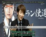 ENG SUBS121229 KNTV interview with Lee Joon Gi {part 1}