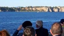 Toulon - 15 Août 2014 -Revue Navale pour la commémoration du Débarquement de Provence