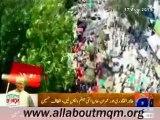 Altaf Hussain asks Pakistan Awami Tehreek and Pakistan Tehreek-e-Insaf to withdraw their ultimatums