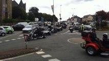 Grande parade auto moto