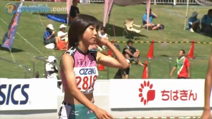 2012全中陸上 女子100mH決勝