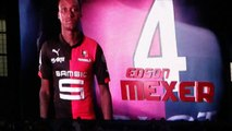 16/08/14 : SRFC-ETG : composition du Stade Rennais