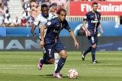 Lucas réagit en français à la victoire face à Bastia