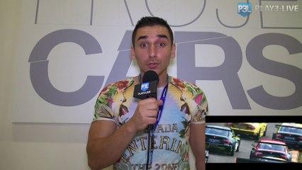 Prise en main à la Gamescom 2014 de Project Cars