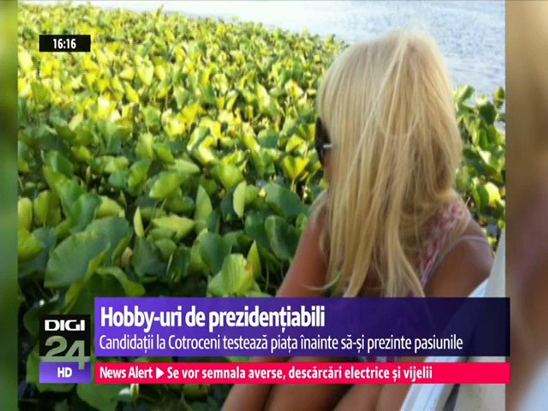 Prezidențiabilii, oameni simpli cu hobby-uri de lux