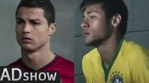 Cristiano Ronaldo, Neymar, & Rooney under pressure! Nike ad