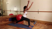 Workout Plan for Pilates and Yoga _ Workout Plan for Pilates and Yoga_ Crescent Pose