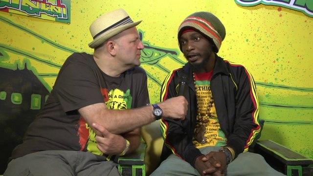 I-NATION interview @ Rototom Sunsplash 2014