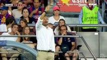 Barcelona Vs Club Leon 6-0 All Goals And Highlights - Trofeo Joan Gamper ( Luis Suarez Debut 2014)