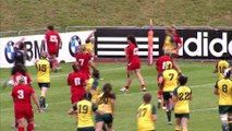 [HIGHLIGHTS] Australia and New Zealand win at Women's Rugby Wold Cup 2014