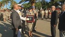 Hommage de Kader Arif aux combattants du débarquement de Provence