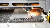 Metal laser cutting machine, cnc laser cutting machine for metal working avideo