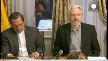 """WikiLeaks founder Julian Assange to leave London embassy """"soon"""""""