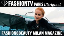 Fashion&Beauty Milan Magazine photoshoot by Lior Susana   FashionTV