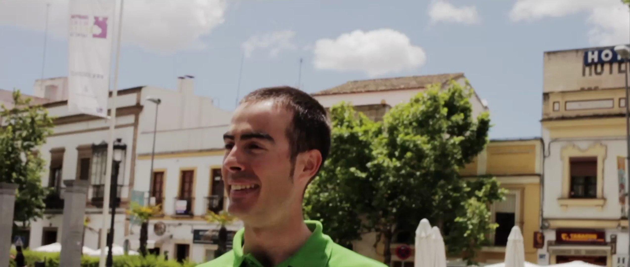 Antonio Piedra - CRE de Jerez de la Frontera La Vuelta 2014