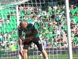 Dans les coulisses du match ASSE-Reims (3-1)