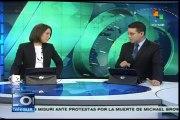 Brasil: 160 mil asistieron al entierro del candidato Eduardo Campos